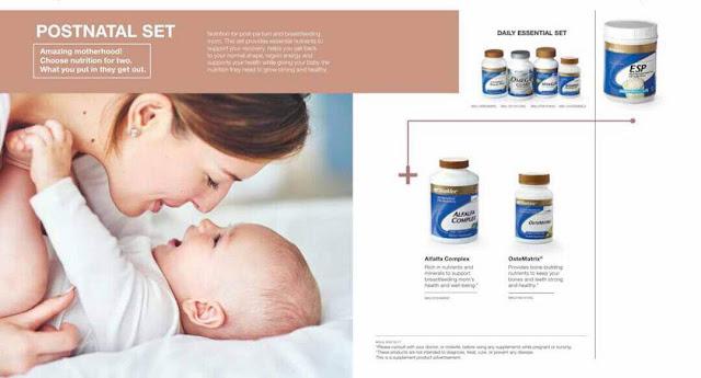 postnatal set