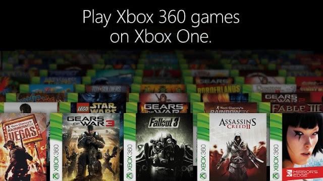 خدمة التوافق للألعاب Xbox 360 على جهاز Xbox One ستعود في عام 2018