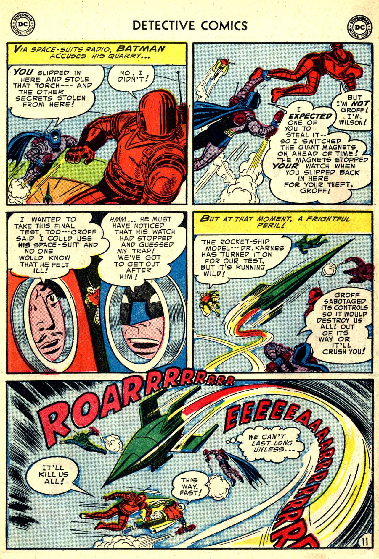 Detective Comics (1937) 208 Page 12