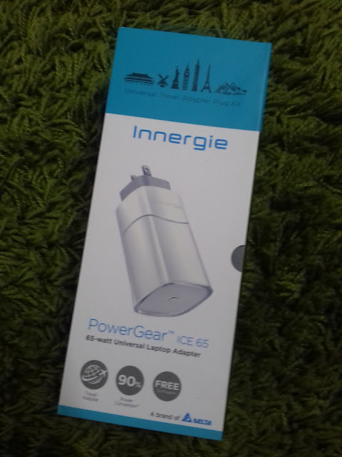 Innergie Travel Adapter, benda wajib ada ketika travel!