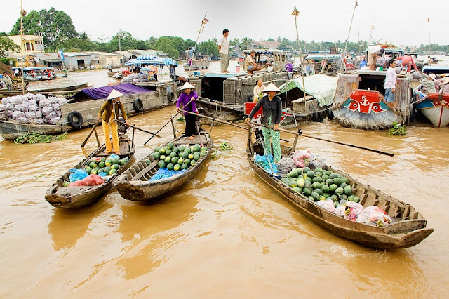 Markets in Vietnam 4