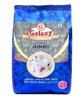 Galaxy Jumbo Basmati Rice
