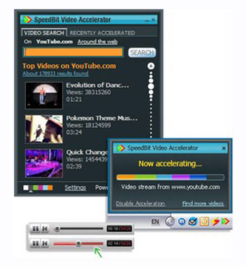 SETTINGS BAIXAR SPEEDBIT VIDEO ACCELERATOR