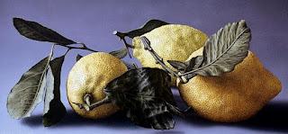 Resultado de imagen para limones arte