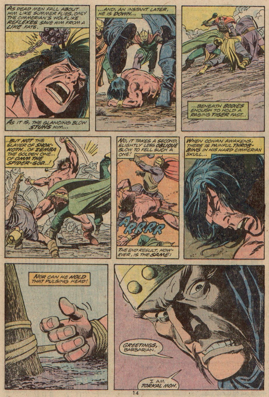 Conan the Barbarian (1970) 48 Page 8