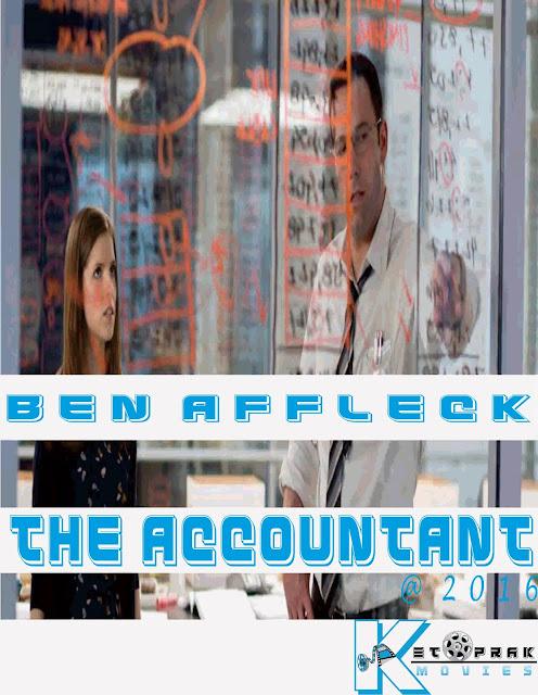 Sinopsis Film The Accountant - Terbaru Tahun Ini