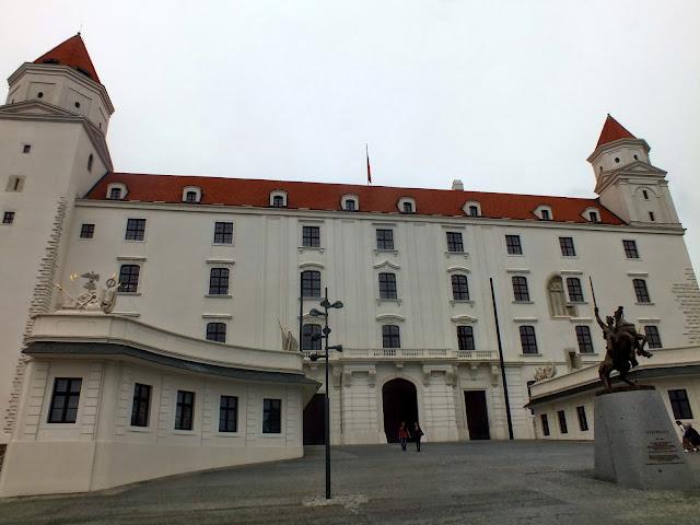 El Castillo en Bratislava