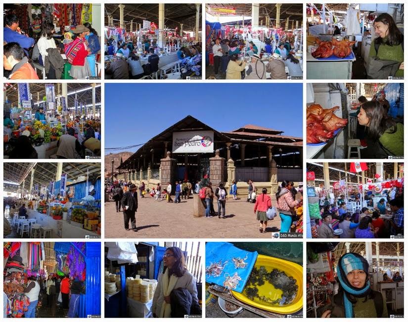 Mercado Central de Cusco - O que fazer me Cusco (Peru)
