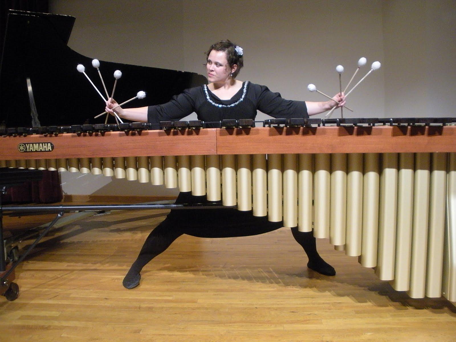 jane boxall ~ marimba: Minneapolis clinic and concert photos