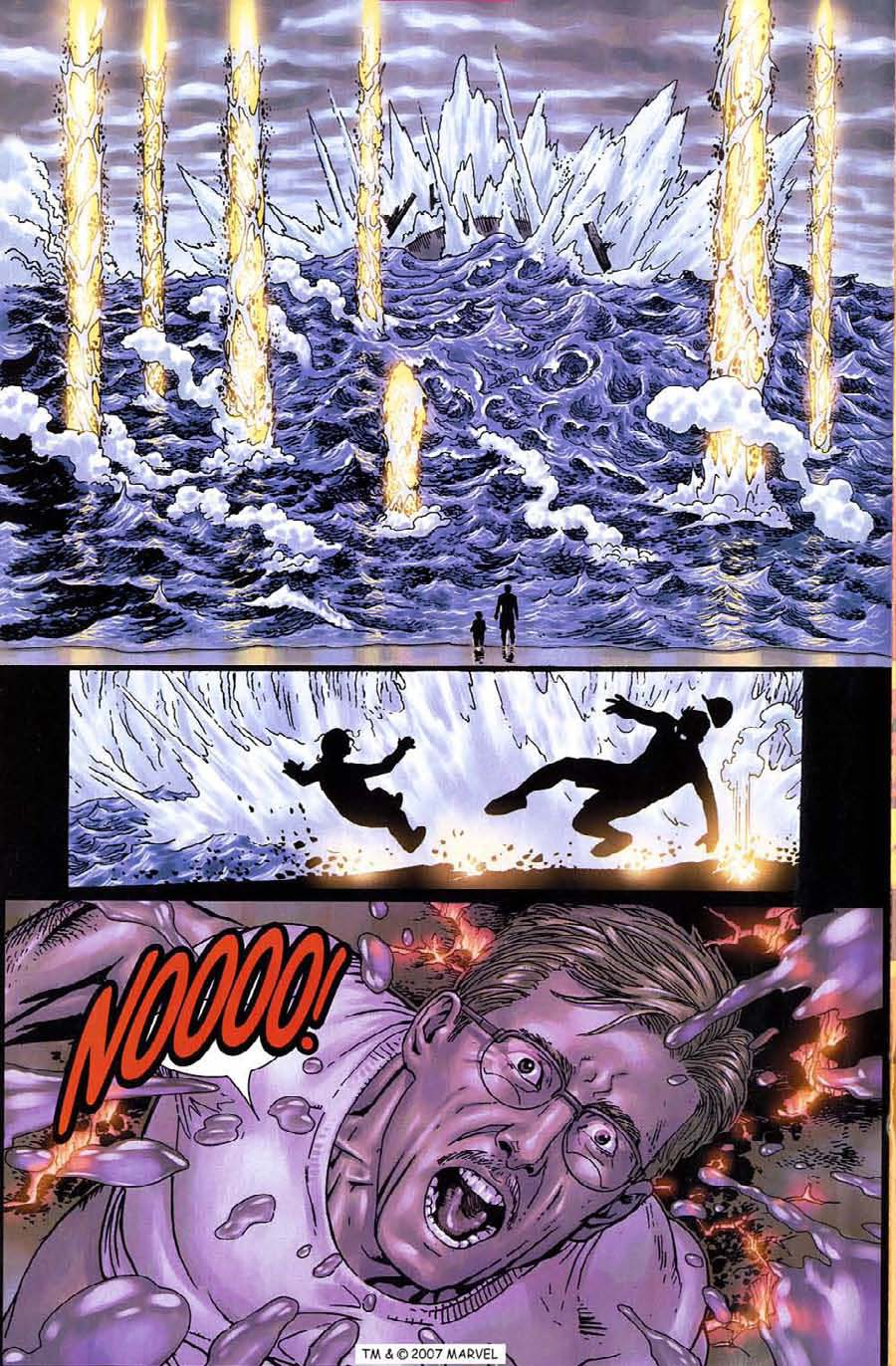 Read online Silver Surfer (2003) comic -  Issue #10 - 16