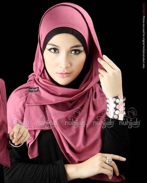 Jilbab instant kreasi