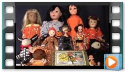 Vintage Doll Collector on YouTube
