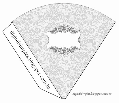 Silver Arabesques First Communion Free Printables.