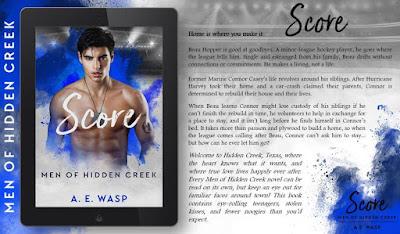 Score: Men of Hidden Creek, A.E. Wasp