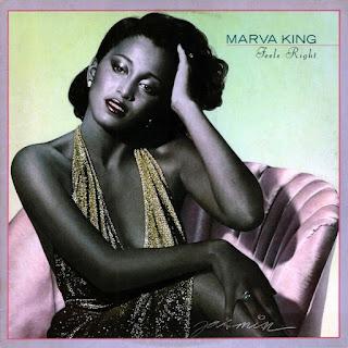MARVA KING - FEELS RIGHT (1981)