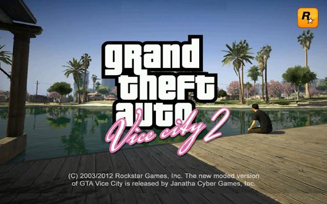 تحميل لعبة جاتا فايس سيتي Download gta vice city 2 للكمبيوتر مجانا مضغوطة برابط واحد مباشر pc