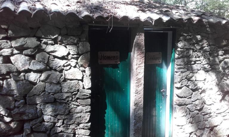 Casas de banho da Cabreia
