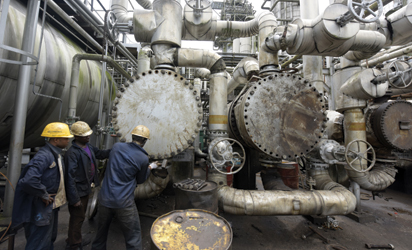 wealthy nigerians oil refineries offshore