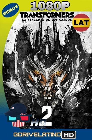 Transformers: La Venganza De Los Caídos (2009) BDRemux 1080p Latino-Ingles MKV