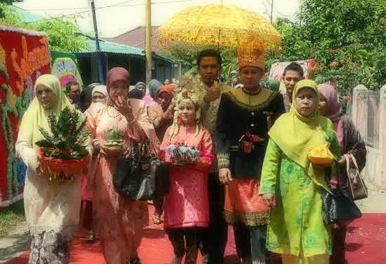Tradisi Pernikahan Adat Masyarakat Aceh Negeriku Indonesia