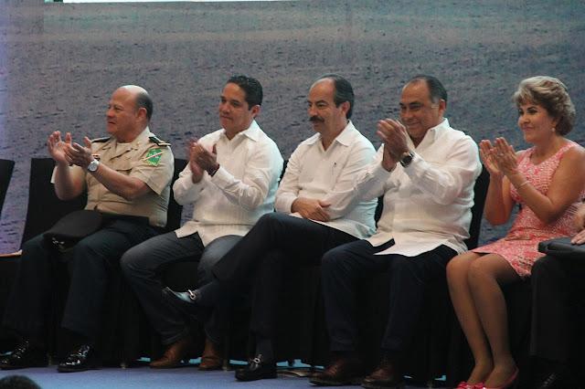 Participa Evodio en instalación del Comité Organizador del Tianguis Turístico Acapulco 2019