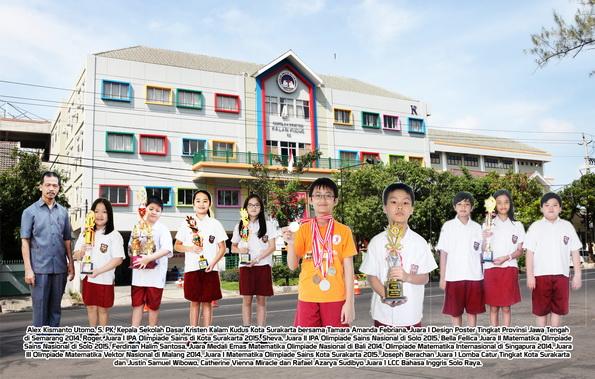 Upaya Peningkatan Kualitas Sekolah Dasar Kristen Kalam Kudus Surakarta