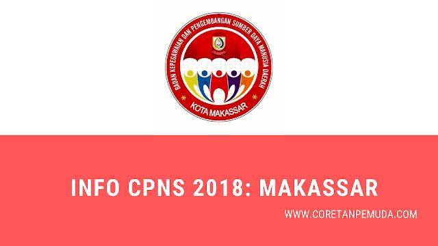 Pengumuman Hasil Tes CAT SKD Pemkot Makassar CPNS 2018 - BKD Makassar