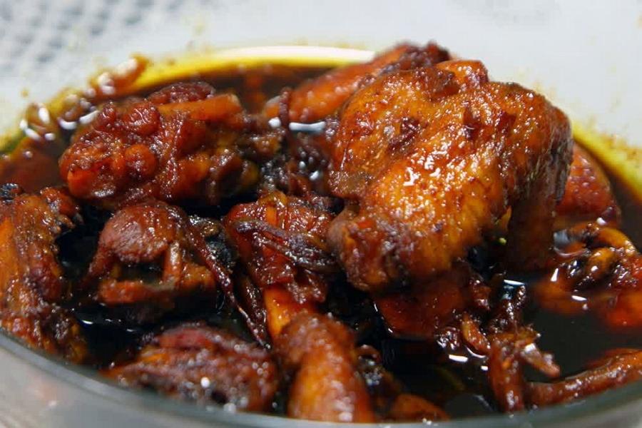 RCS: Masakan Ayam Paling Mudah