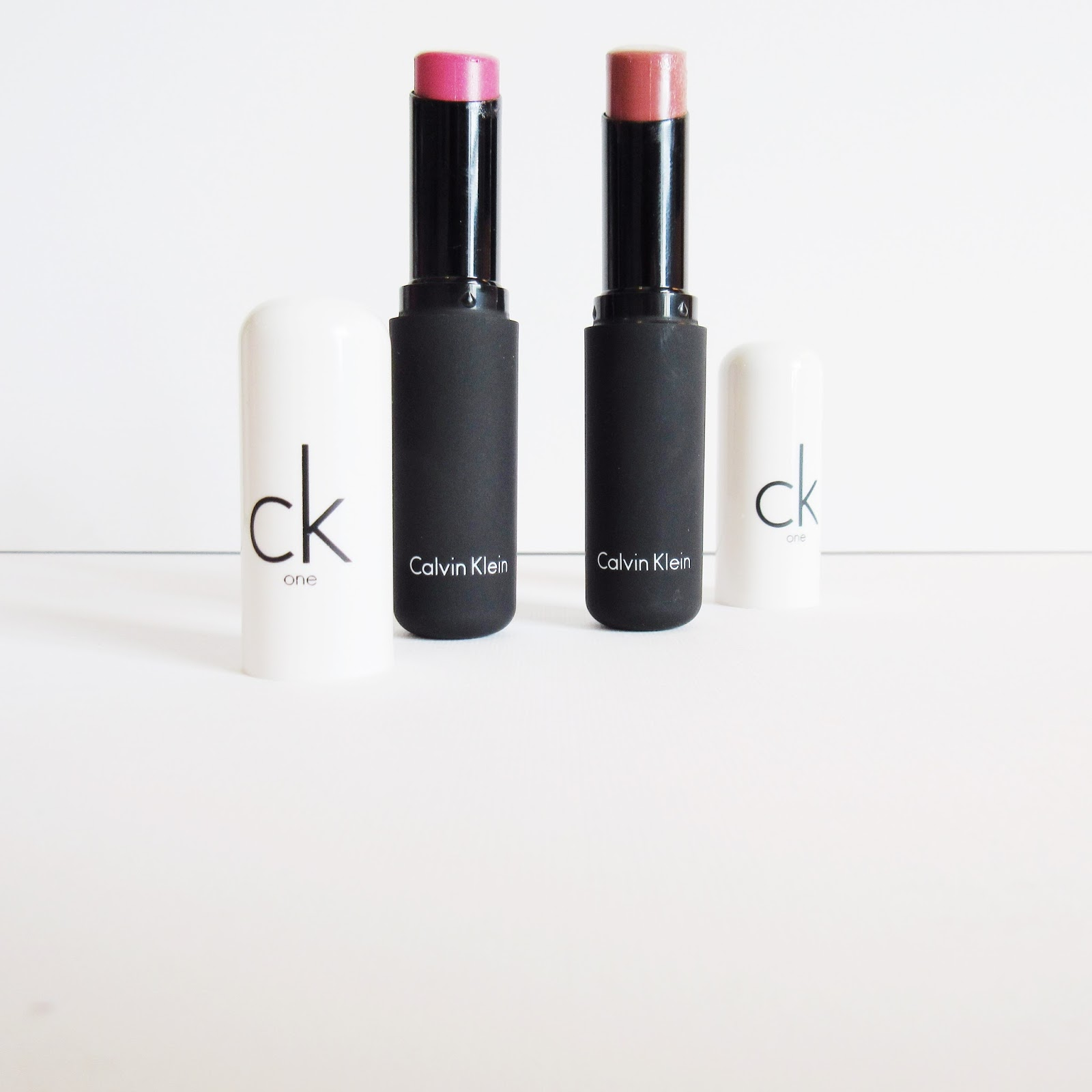 CK One Color Shine Lipstick Review