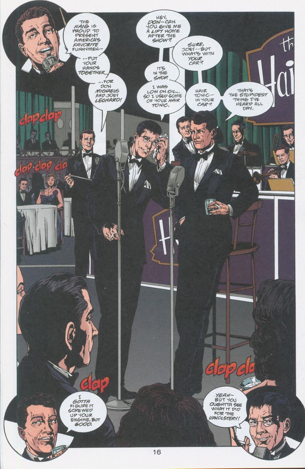 Read online American Century comic -  Issue #6 - 16
