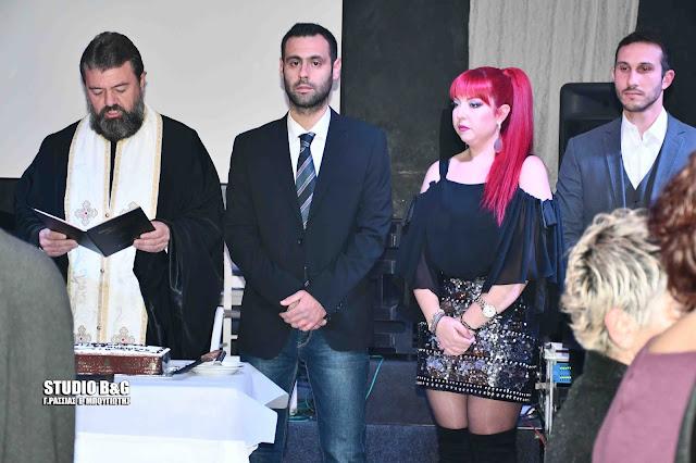 O Πολιτιστικός Σύλλογος Τολού έκοψε την Πρωτοχρονιάτικη πίτα του
