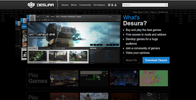 Desura-gamer-plataform-for-linux