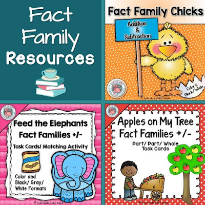 Fact Family Resources