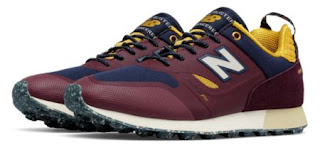 nb trail shoes