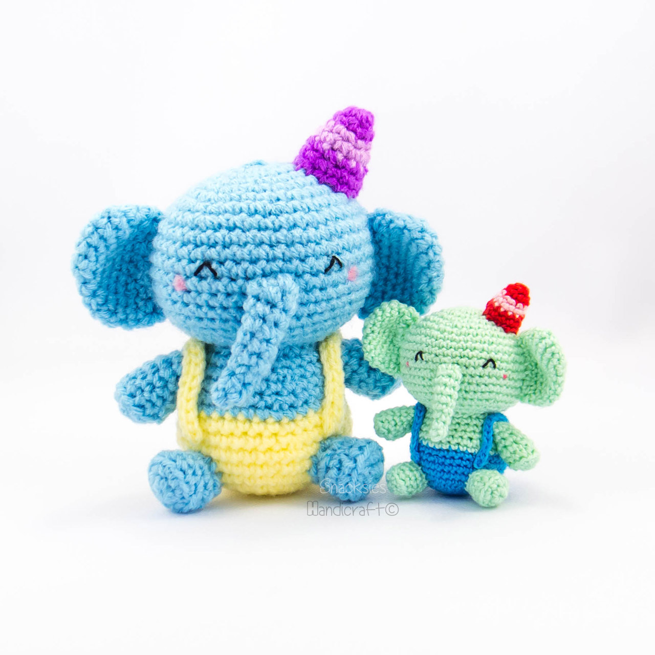 Crochet Large Stuffed Animals Patterns for Kids to Cuddle | 1280x1280