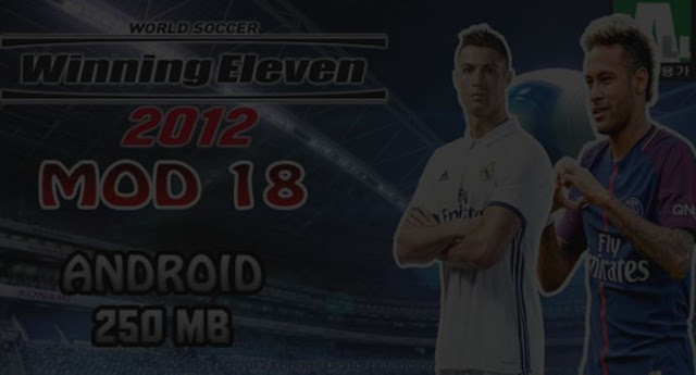 Download & Install Winning Eleven 12 Mod 18
