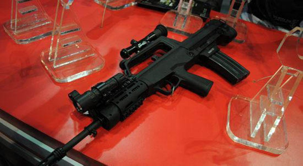 assault rifle chinese type 95 qbz95 5 8x42mm china defense blog