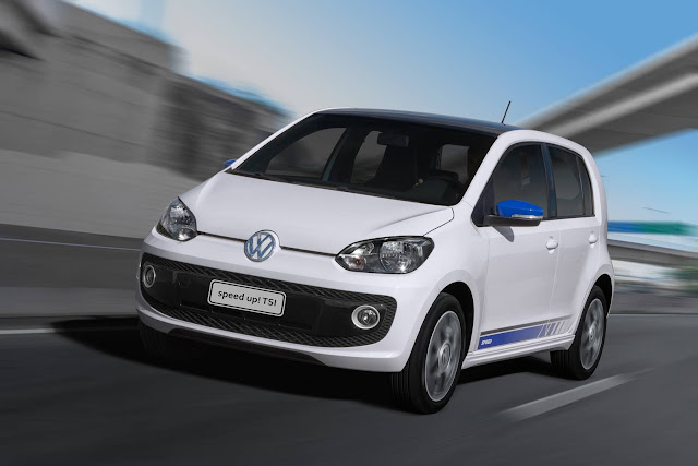 Volkswagen Up! TSI - motor do ano