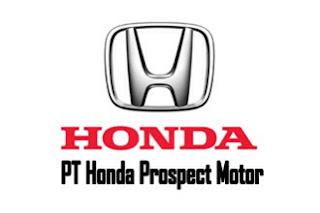 Lowongan Kerja Resmi Terbaru PT. Honda Prospect Motor Desember 2018