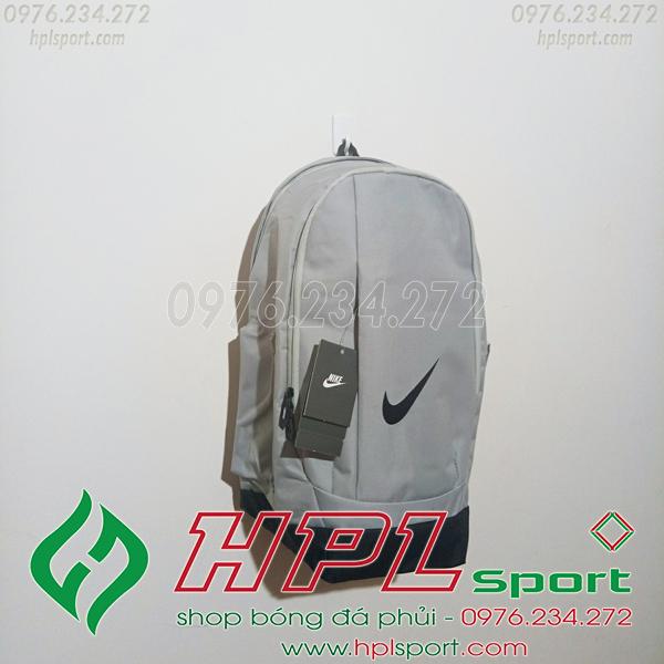 Balo bóng đá đẹp Nike - 01 màu xám