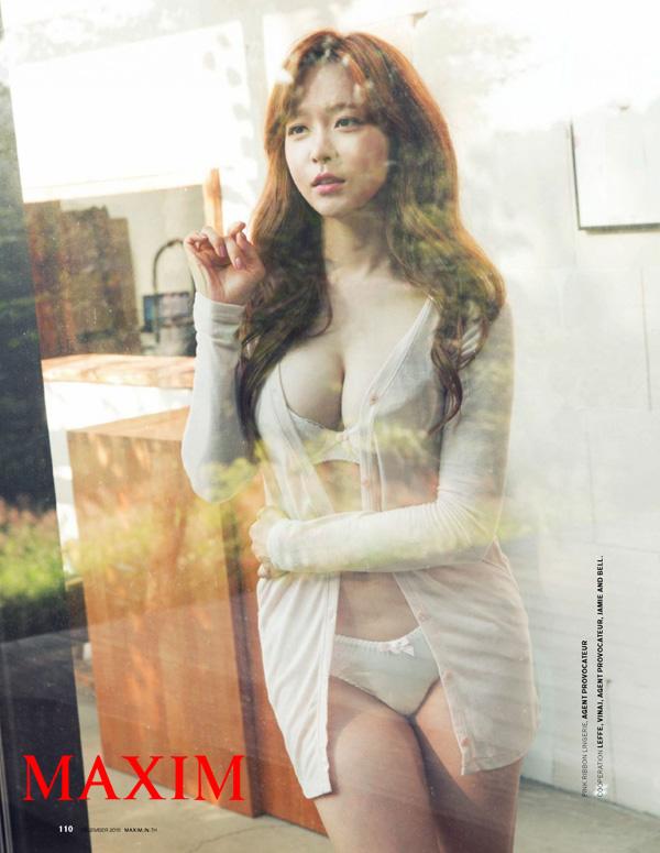 Yoo So Young