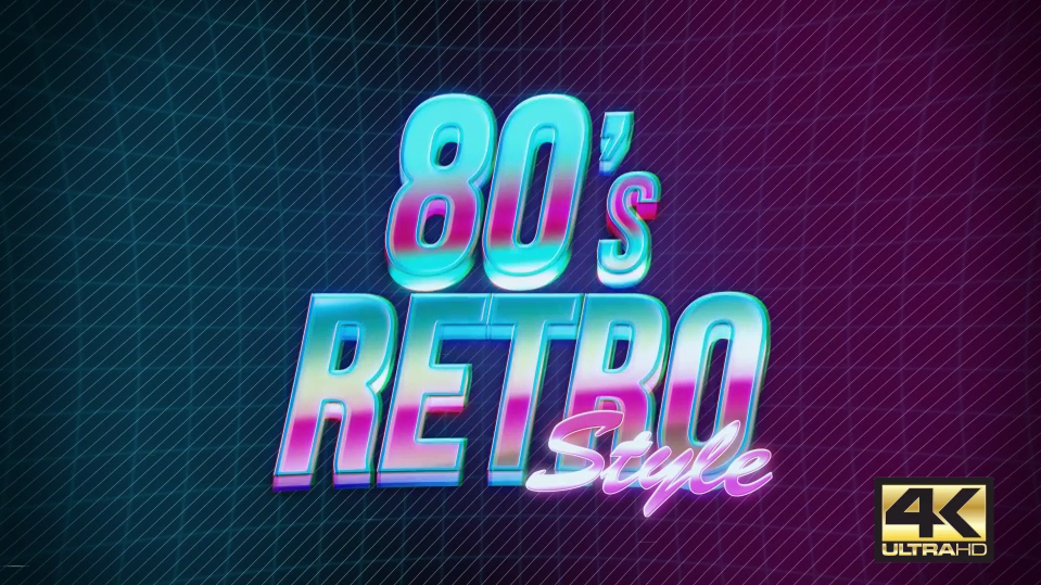 80s VHS Intro Pack for Premiere Pro - KURUS-BLOG | Sharing