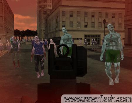 Jogos de zumbi, 3D, sobrevivência, ação, tiro: Rise of the Zombies