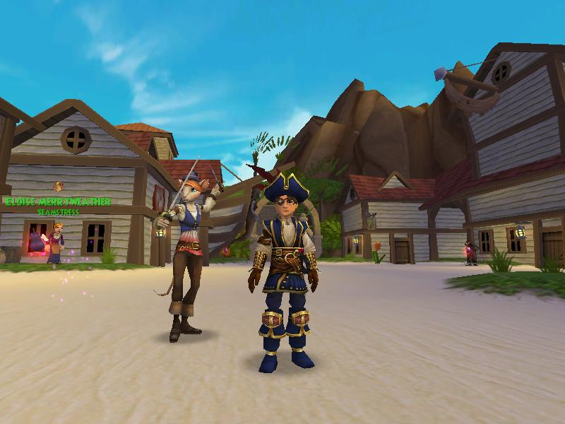 That Swashbuckler- A Pirate101 Blog: Pirate101 Interview- Anthony