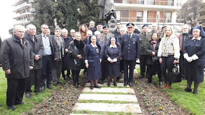 Η Ηπειρωτική Εστία Θεσσαλονίκης τίμησε την 105η Επέτειο Απελευθέρωσης των Ιωαννίνων