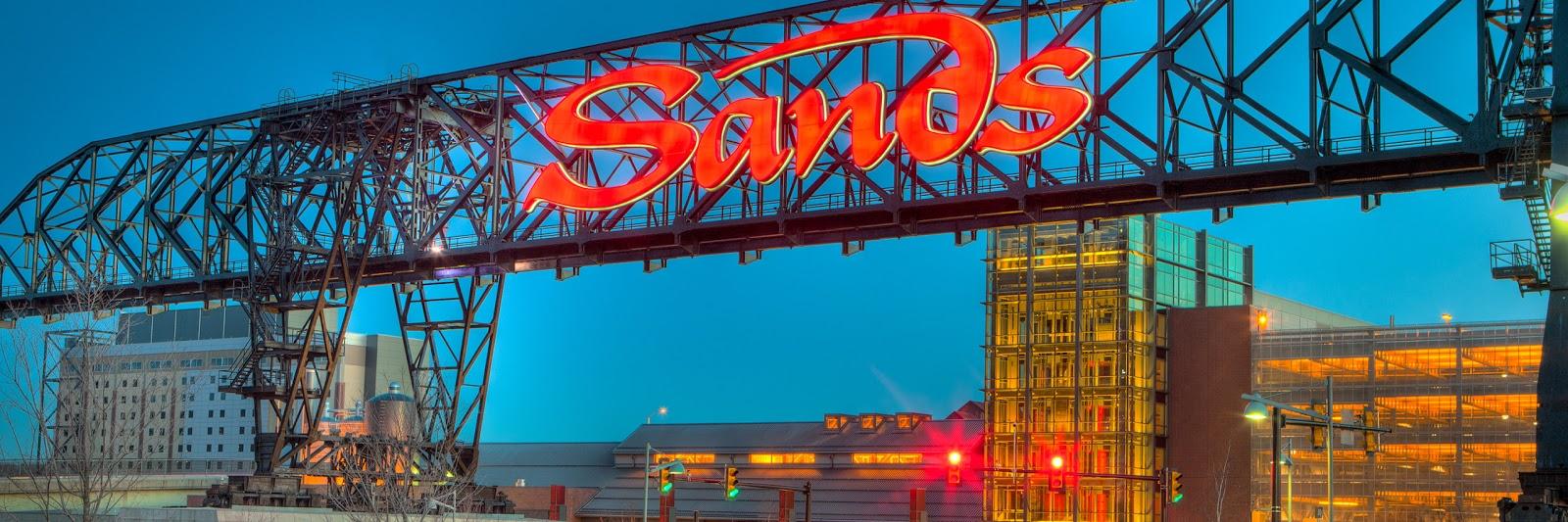 Sands casino poconos