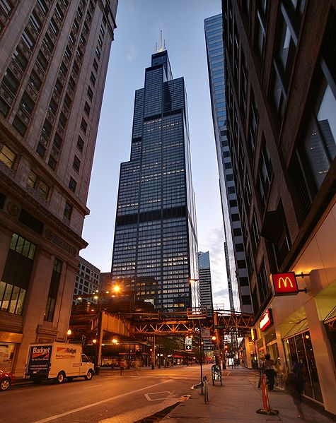 Tips Interior Design Willis Tower The Sears Tower