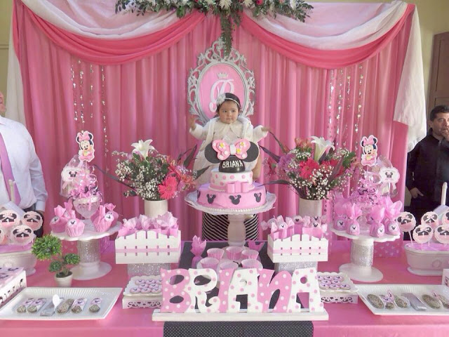 Fiesta Temática de Minnie