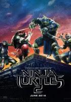 Wojownicze żółwie ninja: Wyjście z cienia plakat film