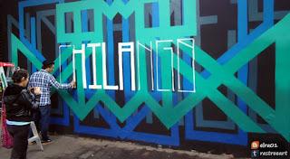 pinta de Rever ODV grafitero de francia